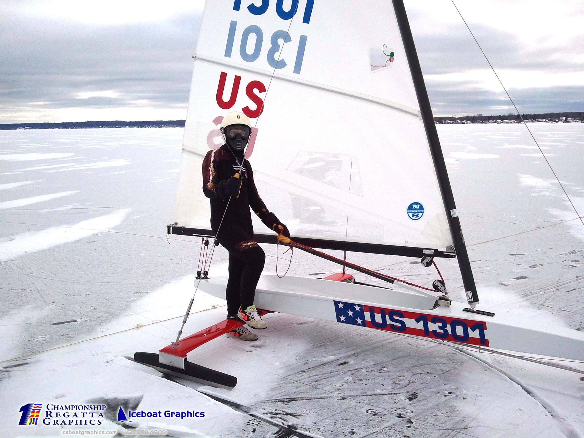 Iceboat graphics