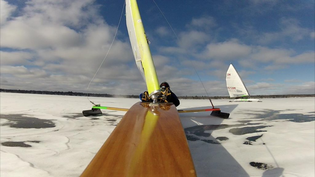 Iceboat Graphics, iceboat hull numbers, Iceboat regatta graphics